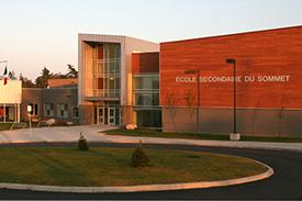 Ecole Secondaire du Sommet Conseil Scolaire Acadien Provincial