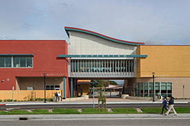 Cupertino High School