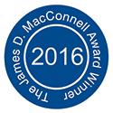 2016 James D. MacConnell Logo
